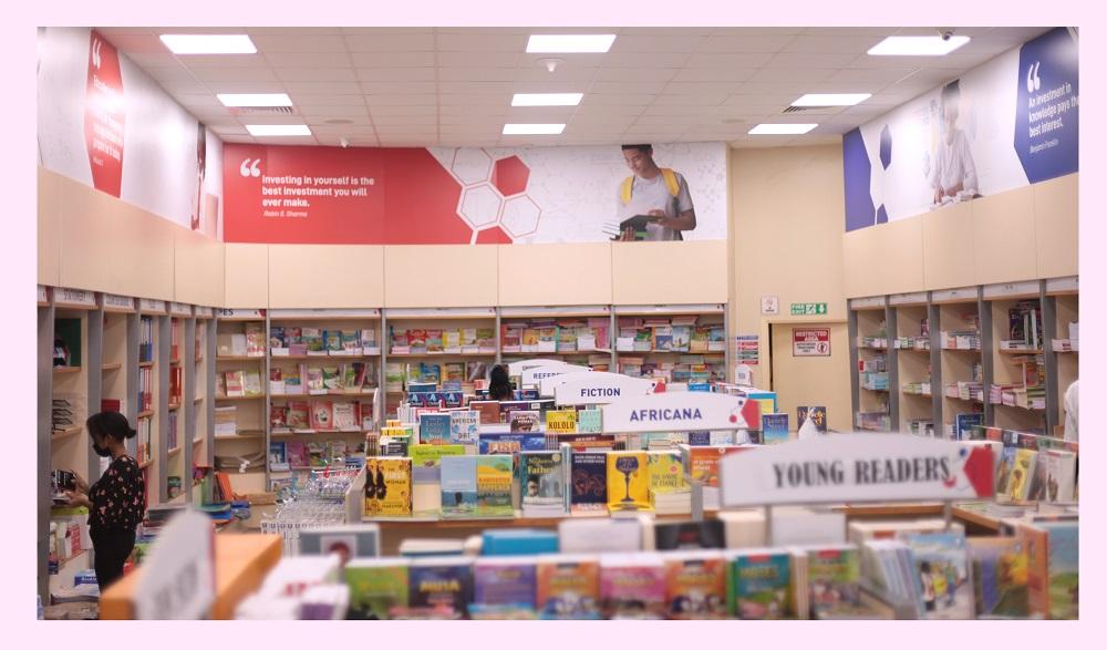 Text Book Centre - Garden